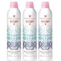 【Evian 愛維養】天然礦泉噴霧限定版(300mlx3)