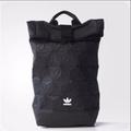 Adidas X Issey Miyake 3D roll top bag