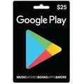 美國谷歌禮品卡google play gift card 10 15 25 50 USD
