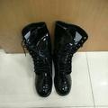 憲兵甲鞋(亮皮)
