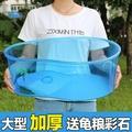 魚缸 烏龜缸帶曬台別墅水族箱大號塑料養巴西龜水陸缸大型養龜盆專用缸 ATF 享購