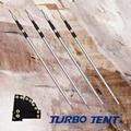 【【蘋果戶外】】Turbo Tent 多功能雙針營柱