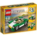 <Q Brick>樂高 lego 31056 綠色跑車 創意 三合一 Creator