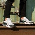 【日本海外代購】Nike Air Max 270 氣墊 網面 透氣 黑白藍 水藍 慢跑 男鞋 AH8050-001