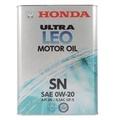 郊油趣 HONDA ULTRA LEO 0W20 日本原裝 原廠機油 4L