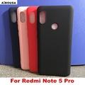 Xiaomi Redmi Note 5 pro Case Soft TPU Case Redmi Note5 pro cover AiBOUS Matte silicone protector