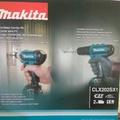 日本牧田MAKITA衝擊+震動雙機組(2個12V鋰電池)CLX202SX1(免運費)