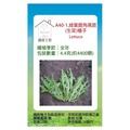 【蔬菜工坊】A40.綠葉鹿角妹仔菜種子(日本進口新品種鹿角A菜)