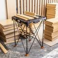工作臺 威克士便攜式工作臺WX066 多功能折疊木工工具台鋸台家用五金工具JD 智慧e家