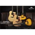 卡馬Kepma 2代吉他 A2C D2C 41吋 雲杉木吉他 初學吉他 附發票 公司貨【小叮噹的店】