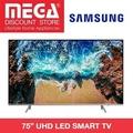 SAMSUNG UA75NU8000 75INCH UHD SMART LED TV / LOCAL WARRANTY