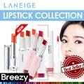 BREEZY  New Intense Lip Gel Updated! [LANEIGE] Lip Stick Collection / Two Tone Lip Bar / Tinted Lip balm / Intense Lipstick /  Lip / makeup / Lipstick / Korean Cosmetics