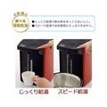 日本原裝進口 日本製 TIGER 虎牌PIJ A300 熱水瓶 無蒸氣 快速煮沸 防止空燒 黑色