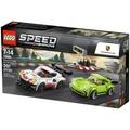 LEGO 樂高 SPEED 75888  PORSCHE 911 RSR AND 911 TURBO 3.0