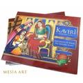 【現貨優惠價】KAVERI 印度新娘Mehndi Henna 人體彩繪顏料-天然咖啡色漢娜指甲花暫時性刺青tattoo