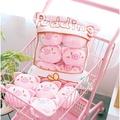 一大袋角落生物一袋娃娃現貨爆款銷售創意抱枕零食抱枕小豬布丁青蔥歲月玩具禮品袋裝玩偶送情人