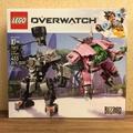 LEGO 75973 D. Va & Reinhardt