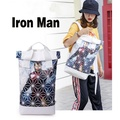 Adidas Issey Miyake Iron Man Backpack Bag Ready Stocks