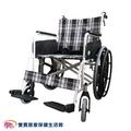 鋁合金輪椅 機械式輪椅 101 經濟型 手動輪椅 居家輪椅 外出輪椅 醫院輪椅