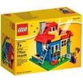 【宅媽科學玩具】樂高LEGO 40154 其他 小房屋筆筒
