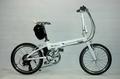 【創能電動車】X-20 鋁合金20吋電動小折 改裝電動車/鋰電池/電動自行車/電動腳踏車/電單車 20吋小折