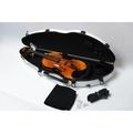【嘟嘟牛奶糖】11色現貨.高檔防盜小提琴玻璃纖維盒.小提琴盒.海豚型.綜合顏色下標區.大提琴