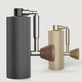 【TIMEMORE 泰摩】便攜式摺疊手搖磨豆機-加強版(咖啡 磨豆機)