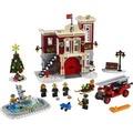 【GoldBricks】Lego 樂高 10263 冬季村消防局