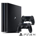 Sony PS4 Pro 1TB主機(黑)+手把黑