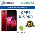 OPPO R15 Pro (128GB memory / 6GB RAM) Local Telco Set