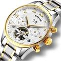 ❤️現貨❤️KINYUED正品手錶 歐美高檔手錶 全自動陀飛輪機械手錶 防水手錶 男士手錶 生日禮物