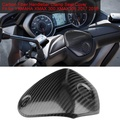 Motorcycle Scooter Carbon Fiber Handlebar Clamp Seat Cover for YAMAHA XMAX 300 XMAX300 17-18