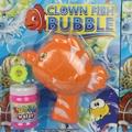 小丑魚泡泡槍+泡泡水 4837A(不用裝電池)/一支入{促49} 環保泡泡槍 手動泡泡槍 吹泡泡機 慣性泡泡槍~錸4837A-1