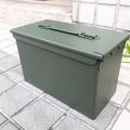 【J.M.車坊】現貨 (中號) 電池防爆箱 氣密箱 彈藥箱 收納箱 鐵箱
