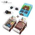 一之鄉-LINE FRIENDS 彈珠台+熊大巧克力鳳梨酥禮盒