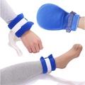 (—萬寶優品—)醫用臥床病人約束帶約束手套四肢捆綁手腕腳腕束縛帶固定帶束手套