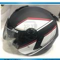 GP5 GP-5 233 簡約 消黑白 雙層鏡片 半罩安全帽 內襯全可拆《裕翔》