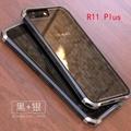 Oppo oppor11/r11plus/R11/r11splus/r11s metallic phone case protective case