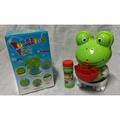 小青蛙泡泡機