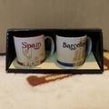 【鑫巴客】星巴克西班牙小杯組城市杯 Starbucks Mug