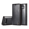 Caseme Magnetic Flip Wallet Kickstand Case For Samsung Galaxy Note 8
