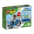 【周周GO】 樂高 LEGO  10900   DUPLO Town   警察摩托車