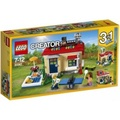 LEGO 樂高 Creator Modular Poolside Holiday 31067 (356 Piece)