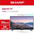 SHARP 50inch FHD Easy Smart LED TV