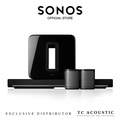 Sonos 5.1 with Play:1 Black