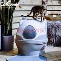 美国CATGENIE猫洁易至尊款全自动猫砂盆猫砂机全封闭智能清理猫厕所大号