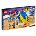 《二姆弟》樂高 LEGO 70831 樂高玩電影艾密特房子