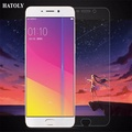 2Pcs Full Cover Tempered Glass Screen Protector for OPPO R9S - intl