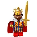 LEGO 樂高 71008 Series 13季 國王