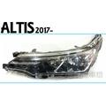》傑暘國際車身部品《 全新 Altis 17 18 2017 2018 年 11.5代 原廠型 大燈 一顆3700
